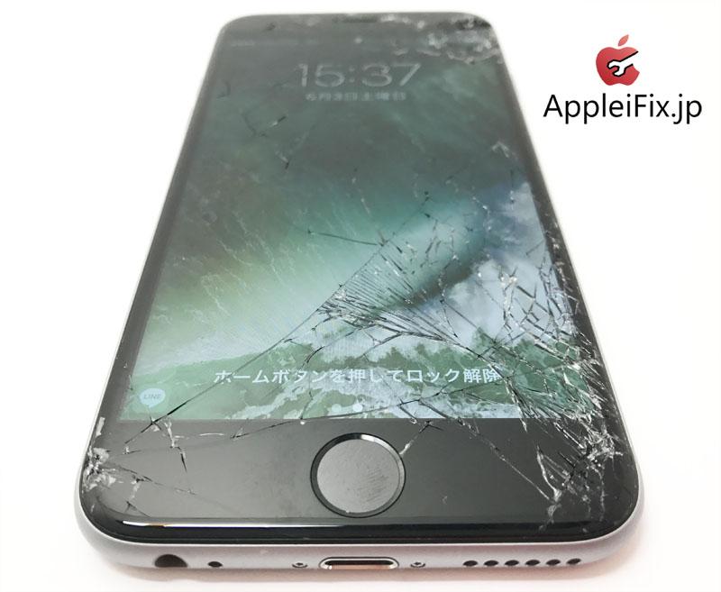 iPhone6S画面割れ交換修理2.JPG