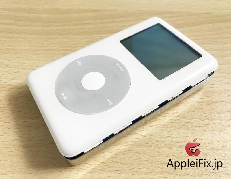 iPod classic バッテリー交換修理4.jpg