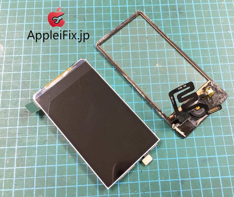 iPod nano7世代 液晶交換修理5.JPG