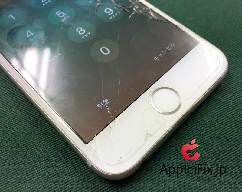 iPhone6画面割れ修理目の前で修理4.JPG