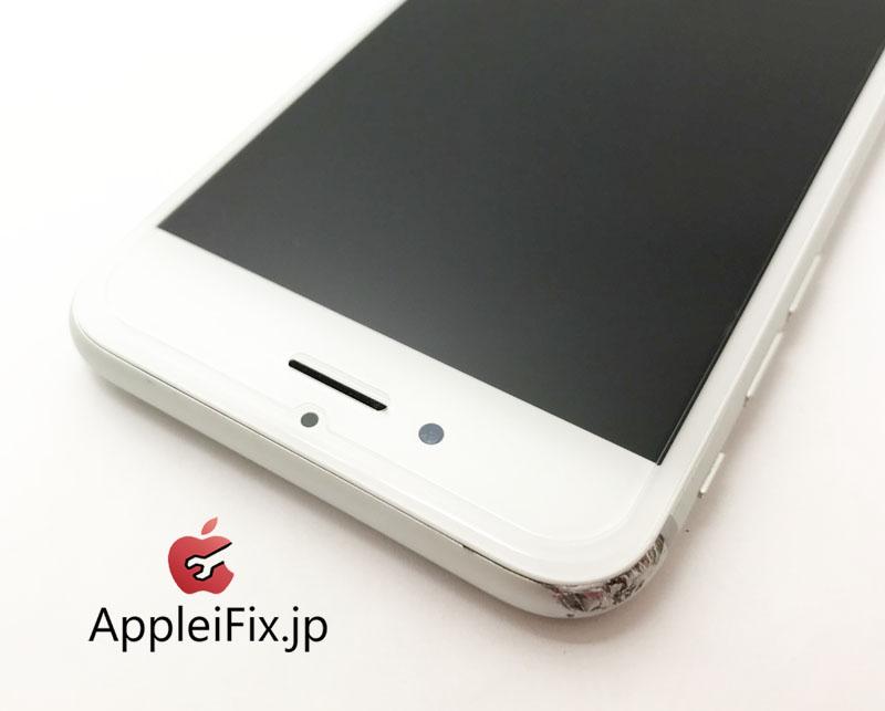 iPhone7画面交換修理と凹み・歪み緩和作業修理.JPG