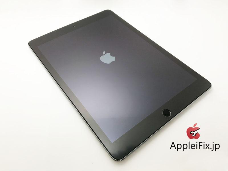 iPadAir2 ガラス割れ修理 新宿AppleiFix修理センター4.JPG
