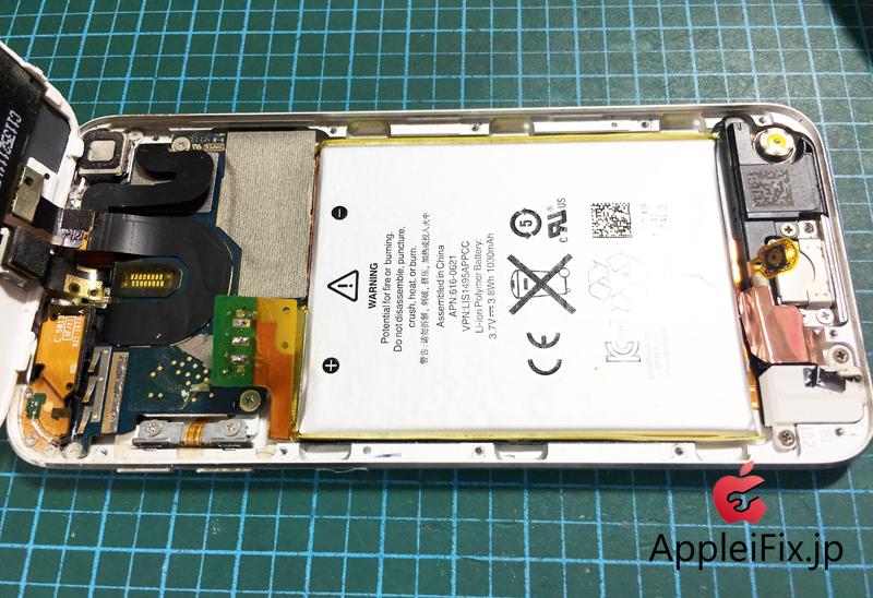 iPodTouch5世代のバッテリー交換修理3.JPG