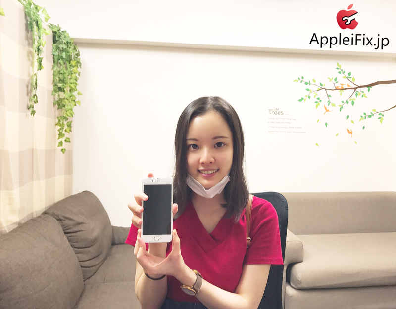 iPhone6S画面交換修理新宿AppleiFix修理専門店1.JPG