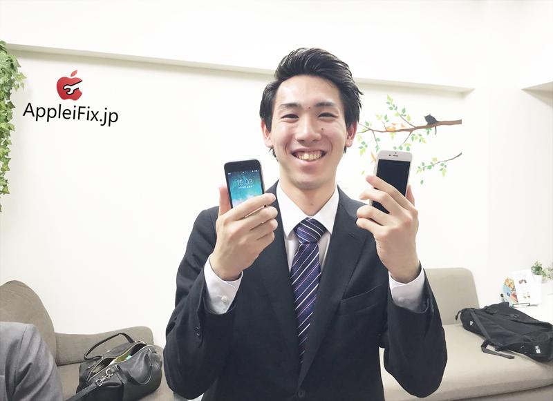 iPhone6Sガラス割れ修理5.JPG
