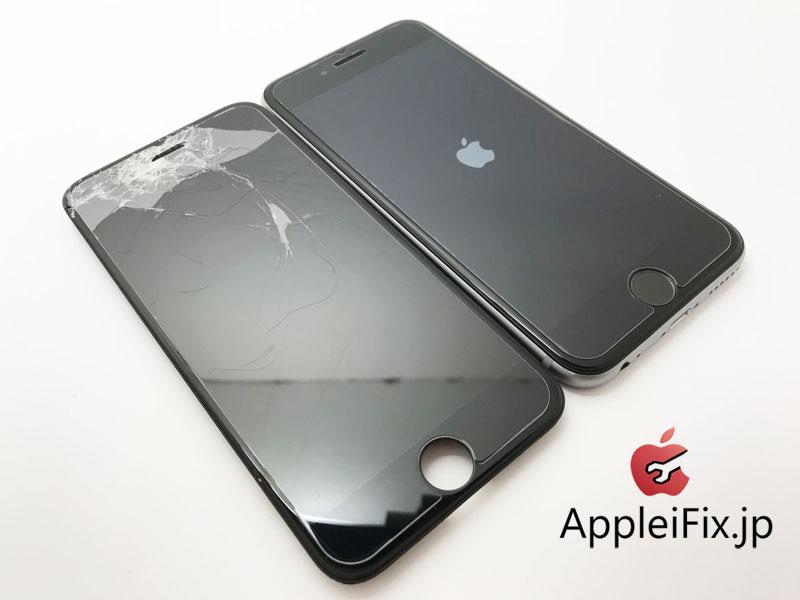 iPhone6S 画面交換修理 新宿AppleiFix.JPG