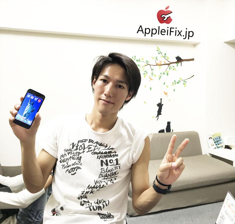iPhone6液晶交換と凹み・歪み緩和作業修理3.jpg