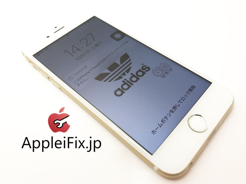 iPhone6液晶交換修理AppleiFix2.JPG