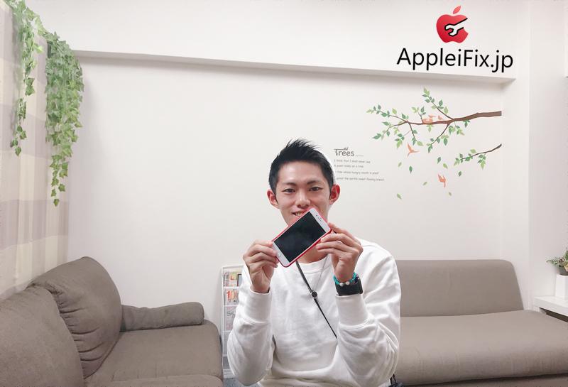 iPhoneレッド画面修理AppleiFix1.JPG